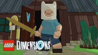 LEGO Dimensions - Finn The Human Free Roam