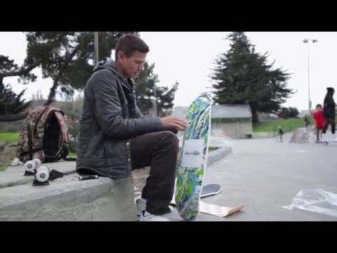 Chico Brenes Big Boy shape from Chocolate Skateboards Out Now