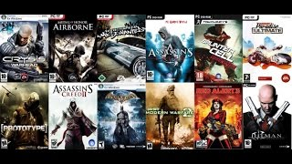 How to Download FREE PC Games 2016 - 110% Working