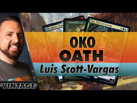 Oko Oath - Vintage | Channel LSV