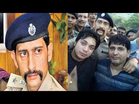 देखिए आईपीएस मनु महाराज का दबंग अंदाज़ | Bihar SSP IPS Manu Maharaj Rescues Two Brothers In Distress