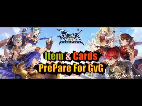 Ragnarok M Eternal Love Guild Item & Job Limit Break Reviews
