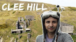 Driving Over 2 Hours To Fly Cinematic Clee Hill | FPV Freestyle UK | #21CONCEPT