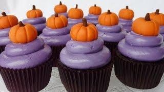 Halloween Cupcakes Recipe Easy