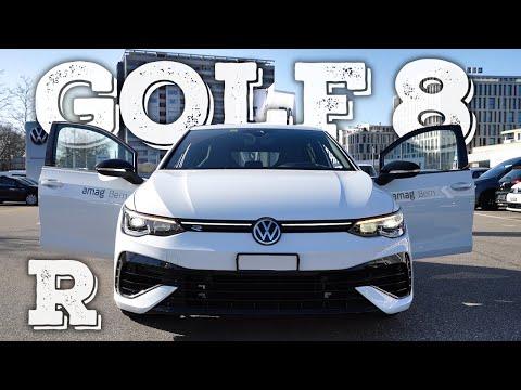 New Volkswagen Golf 8 R 2021