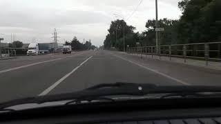 ДТП Ростовское шоссе, Краснодар. Два трупа.