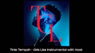 Tinie Tempah - Girls Like Instrumental with Hook