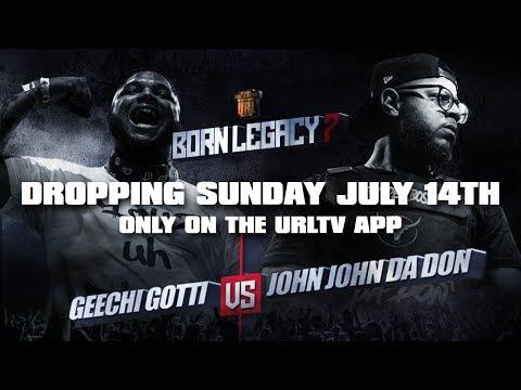GEECHI GOTTI VS JOHN JOHN DA DON RELEASE TRAILER | URLTV