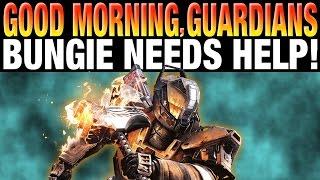 DESTINY - Bungie Asks YOU To Balance The Crucible - Destiny Weapon Balance