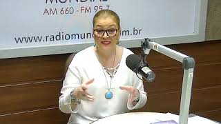 Amor de vidas passadas, crise no casamento, Monica Buonfiglio, Rádio Mundial, 28 10 2018