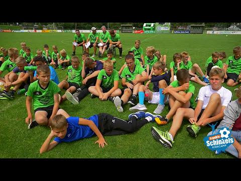 Frenkie Schinkels Kids Camp Grein 2016