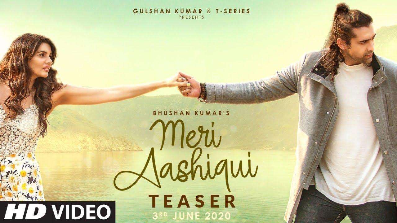 Meri Aashiqui Song lyrics poster - Jubin Nautiyal