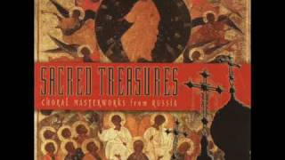 P.I TCHAIKOVSKY : hymn of the cherubim by The USSR Ministry Of Culture Chamber Choir