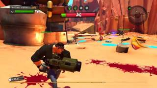 """Loadout Proving Grounds : Chapter 1 -Mission 3 - """"The Best Defense is a Good Defense"""""""