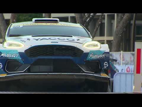 Rallye Monte-Carlo 2021, avec Adrien et Renaud - Quatrième étape