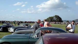 The Aston line up