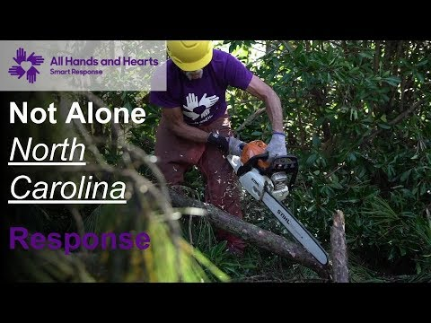 Stabilizing Communities after Hurricane Florence