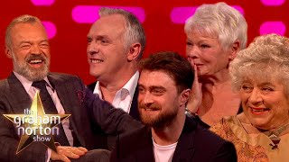 Celebrities That LOVE The Red Sofa! | The Graham Norton Show | Part Two