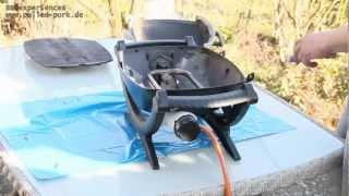 Weber Q100 - Demontage, Reinigung, Montage
