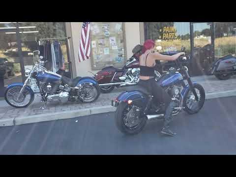2015 Harley-Davidson Street Bob® in Temecula, California - Video 1