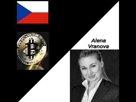Alena Vranova On Slow European Crypto Industry Technology - BitCoin Gangstas