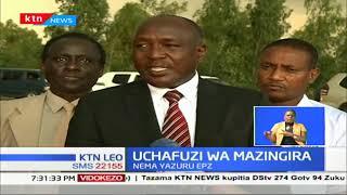 Mmoja wa mameneja wa kiwanda cha EPZ cha Athi River atoweka baada ya  NEMA kuzuru kiwanda hicho