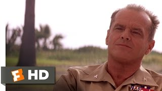 A Few Good Men (3/8) Movie CLIP - Ask Me Nicely (1992) HD