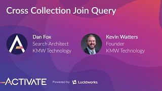 Cross Collection Join Query