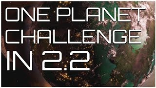 Stellaris - 2.2 How To Win The One Planet Challenge (Endless Suffering Edition)