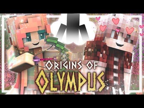 Origins of Olympus | EP 7 | BRANDEEN'S LOVE INTEREST! (Minecraft Percy Jackson Roleplay)