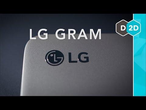 LG Gram Review – The Lightest 14″  Laptop