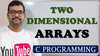 Download Youtube: C PROGRAMMING - TWO DIMENSIONAL ARRAYS