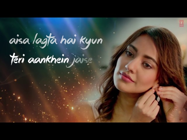 Arijit Singh Ishq Mubarak Full Song With Lyrics Tum Bin 2