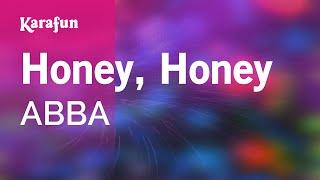 Karaoke Honey, Honey - ABBA *