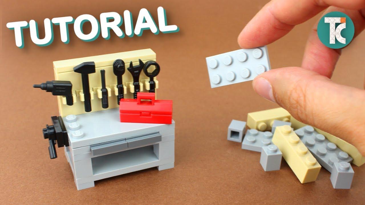 LEGO Workbench (Tutorial)