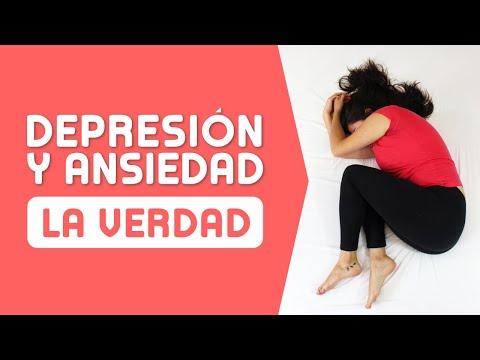 Toda La Verdad Sobre La Depresión y Ansiedad