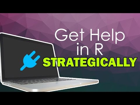 Get Help in R - Get Help Strategically   R-Tutorials.com