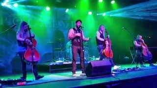 "Apocalyptica""Dead Man's Eyes"" Live in Grand Rapids"