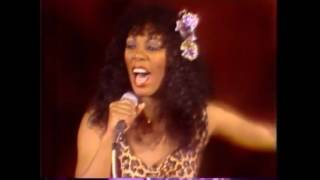DONNA SUMMER  -   HOT STUFF (LIVE)