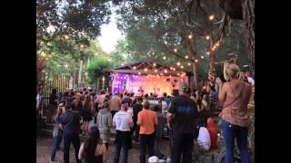 Chris Robinson Brotherhood 4-30-15 Loma Vista Gardens Big Sur, CA