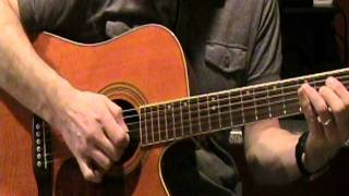"How to play ""You and Me"" - Dave Matthews - Five Towns College"