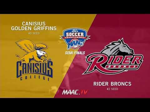 MSOC vs. Canisius Golden Griffins Highlights (11/9/17)