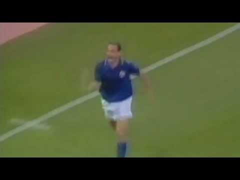 """38 – Salvatore """"Toto"""" Schillaci: Italy v Republic of Ireland 1990 – 90 World Cup Minutes In 90 Days"""