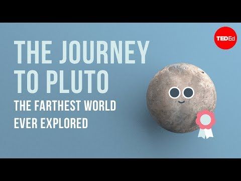 The journey to Pluto, the farthest world ever explored – Alan Stern