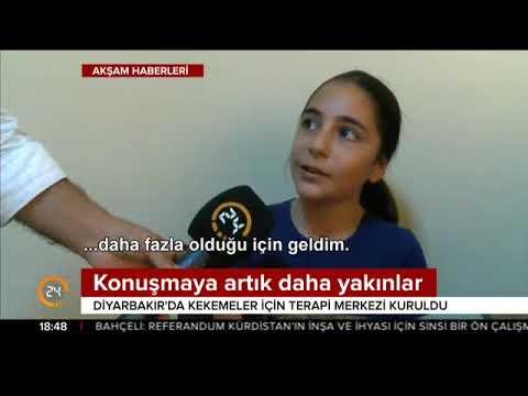 Diyarbakır'da kekemeler için terapi merkezi kuruldu