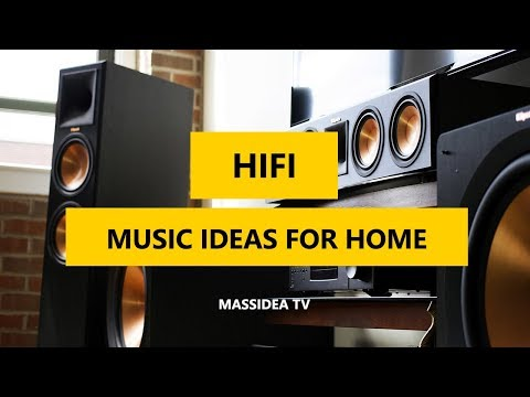 35+ Best Hifi music system ideas for home 2018