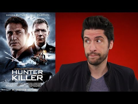 Hunter Killer – Movie Review