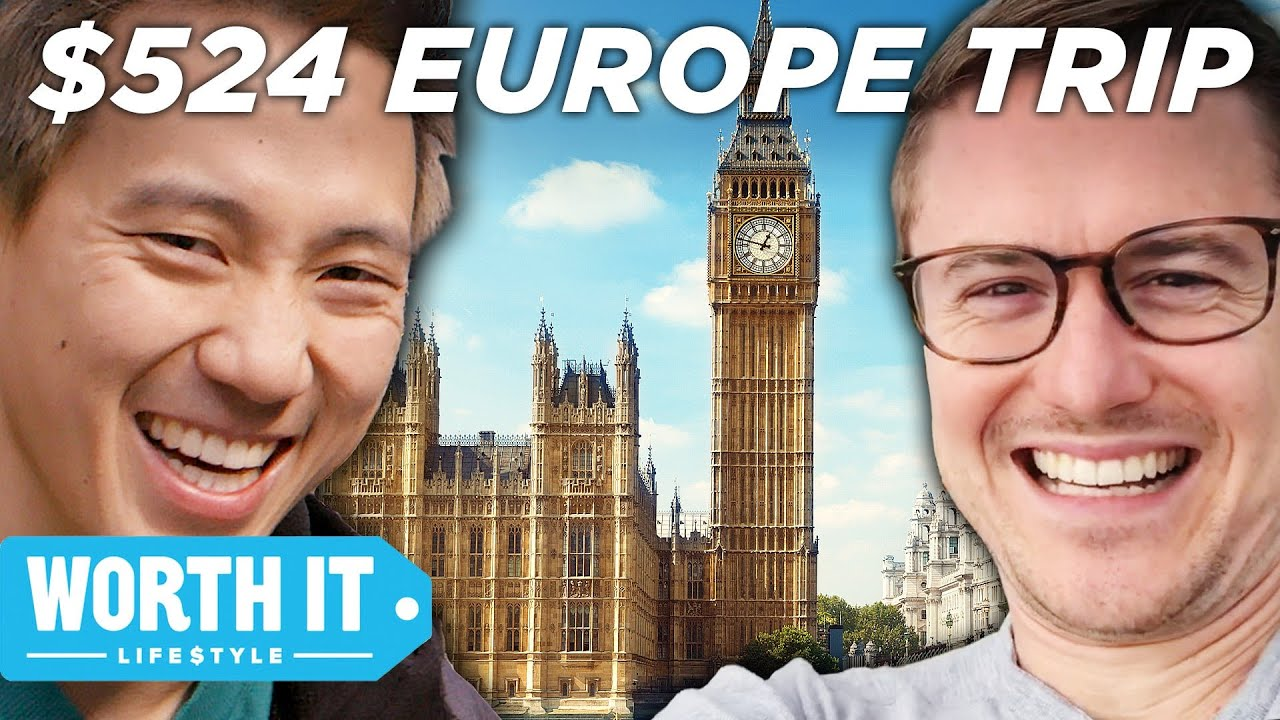 Traveling To 7 Countries In 7 Days For $524 thumbnail