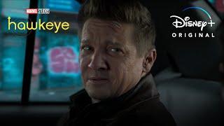 Nouvelle bande-annonce pour la série Hawkeye