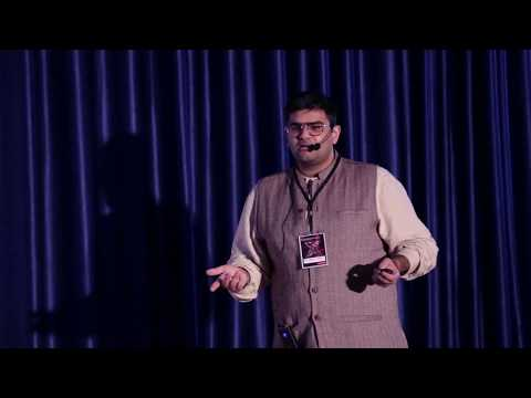Mental health - A Road Less travelled  | Dr. Nabhit Kapur | TEDxRayatBahraUniversity